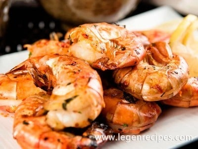 Spicy Grilled Jumbo Shrimp Recipe