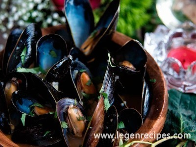 Spicy Mussel Soup Recipe