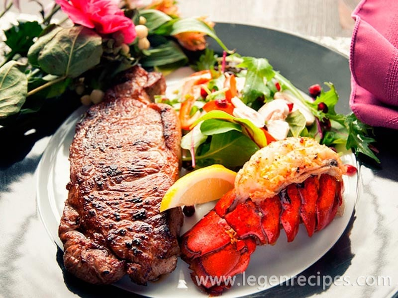 Surf And Turf Dinner Recipe