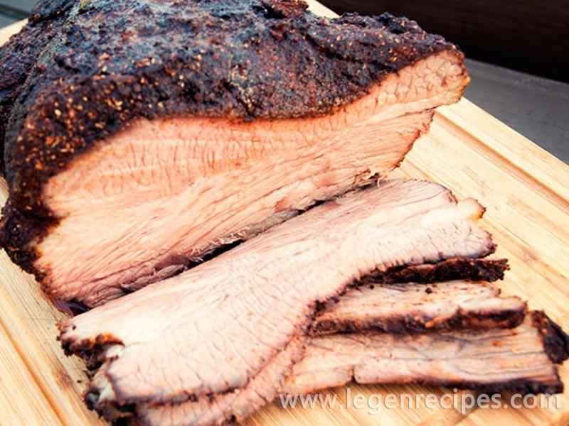 Texas-style Beef Brisket Recipe