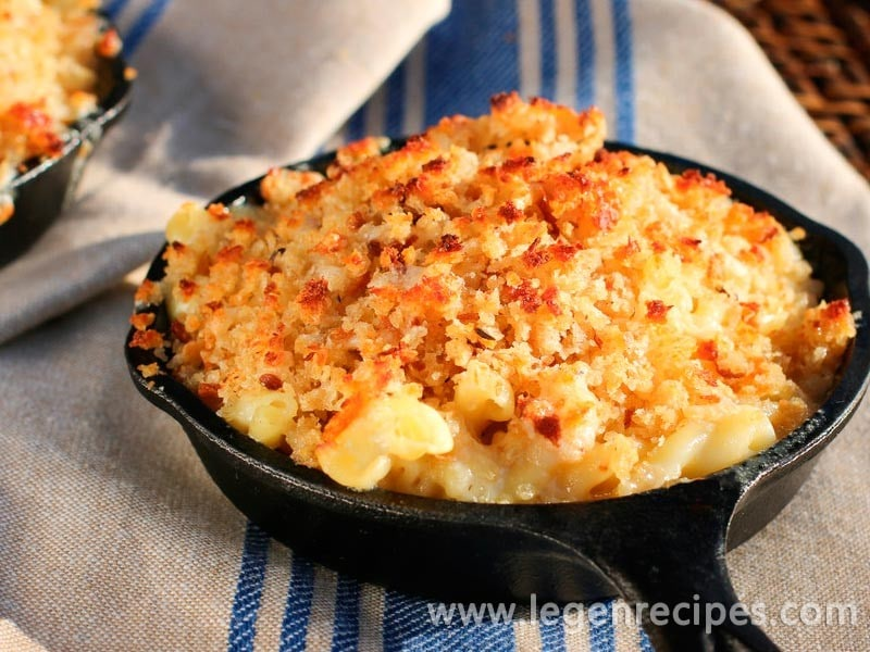 Delicious Homemade Mac & Cheese in One Skillet