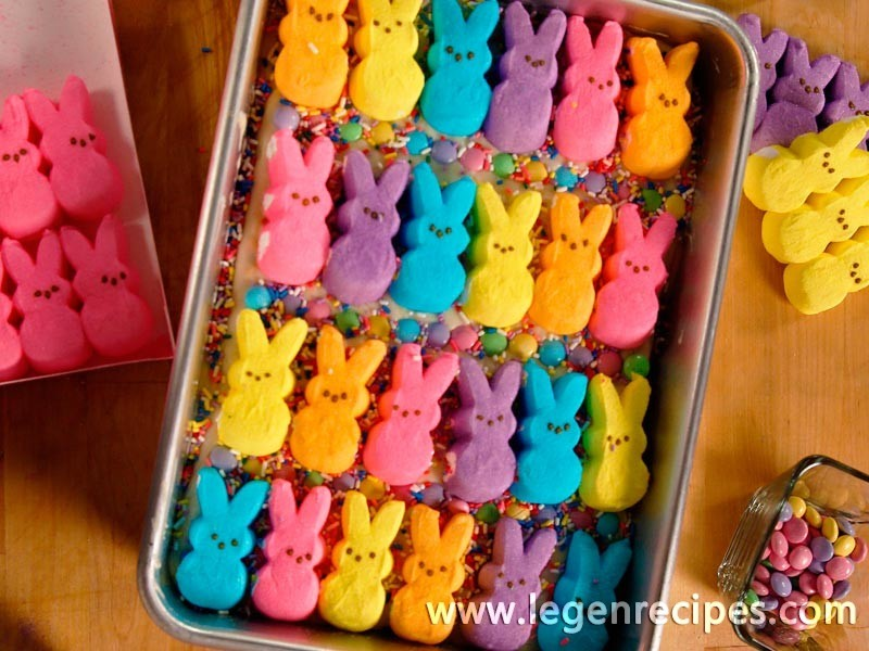 Easy Easter Cookie Bars