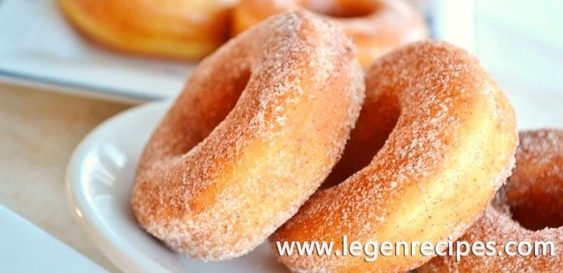 Make These Tasty Donuts at Home With Just 2 Ingredients