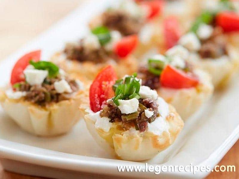 Mediterranean Appetizer Bites
