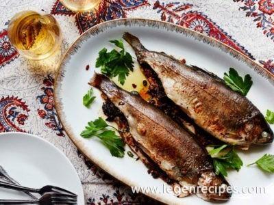 Persian Tamarind-Stuffed Fish