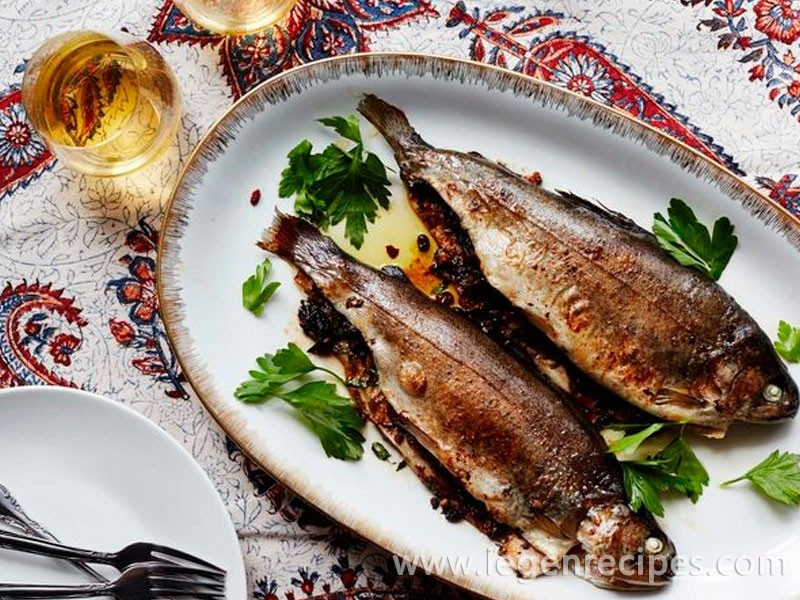 Persian Tamarind-Stuffed Fish