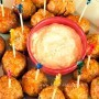 Slow Cooker Buffalo Chicken Meatballs Recipe