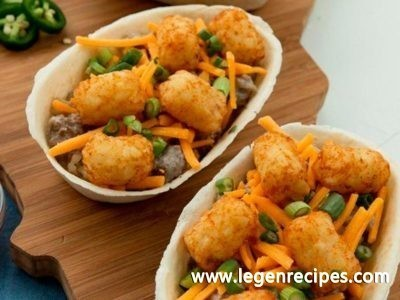 Tater Tot™ Hot Dish Taco Boats™