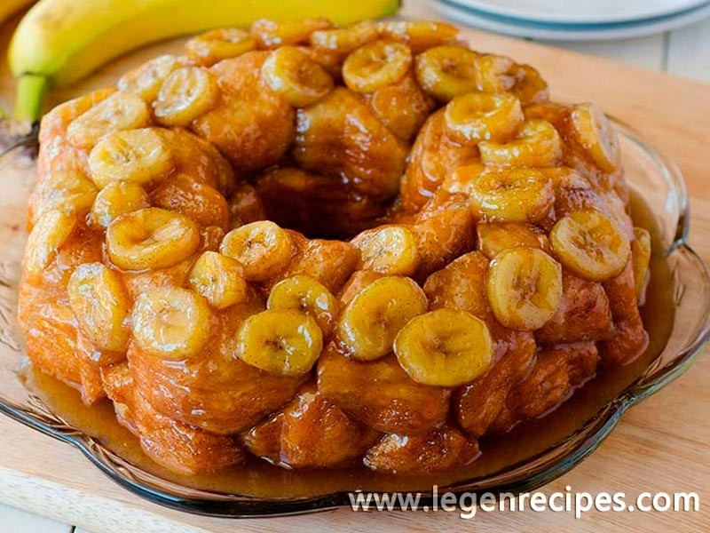 Banana Bread Monkey Bread