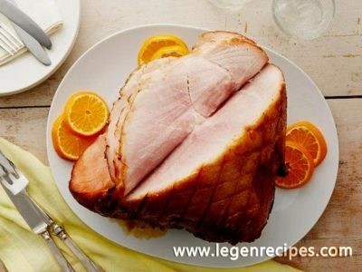 Easy Honey-Baked Ham