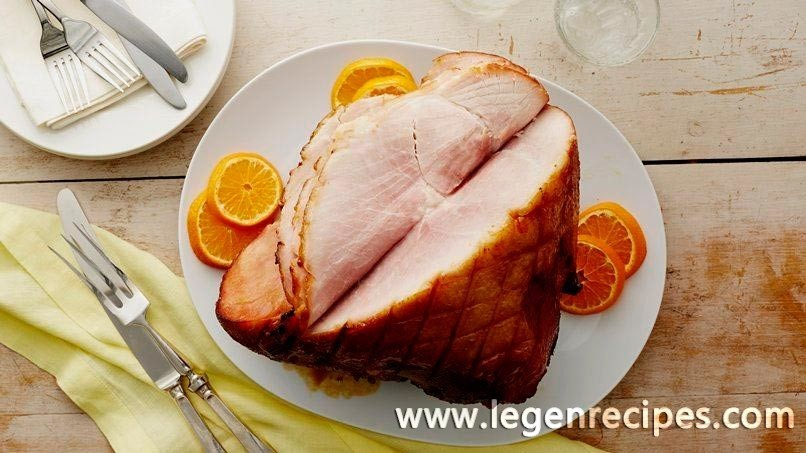 how to cook cooked ham in oven