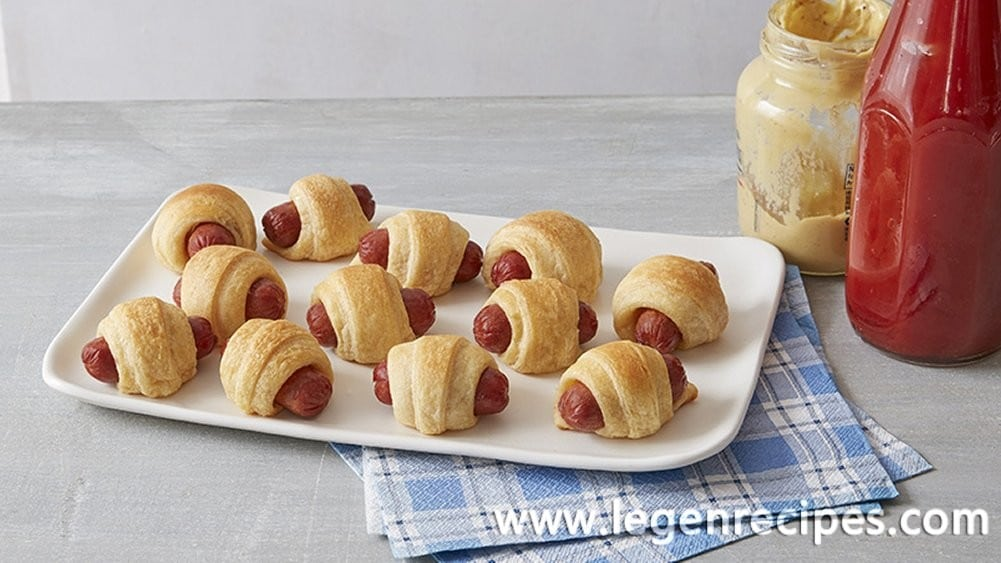 Image Result For Pillsbury Crescent Mini Dogs
