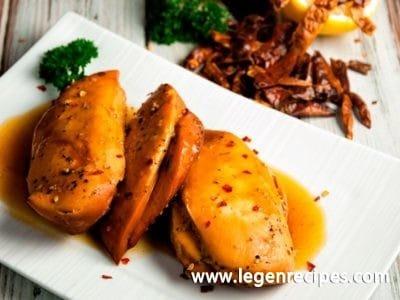 Sweet Garlic Chicken Recipe