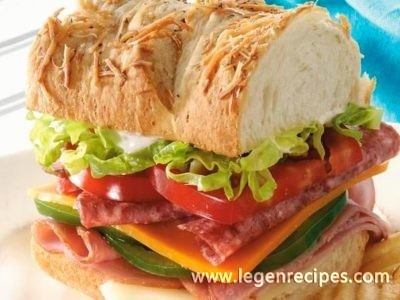 Italian Seasoned Super Sub