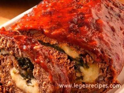 Rolled Italian Meatloaf