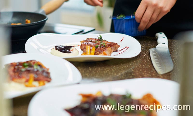 Steak with aroma of coffee and sambuca legendary recipes steak with aroma of coffee and sambuca forumfinder Images