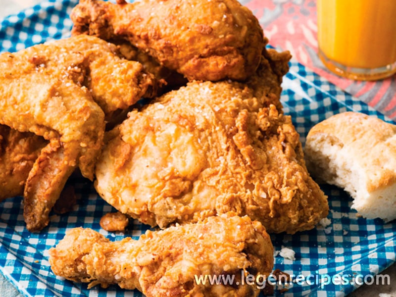 Mark Romano's Highland Kitchen Fried Chicken